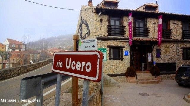 hostal el balcón del cañón, Ucero, soria