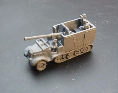 Sdkfz 6 Diana SP 76mm