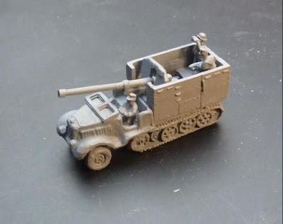 Sdkfz 6 Diana SP 76mm