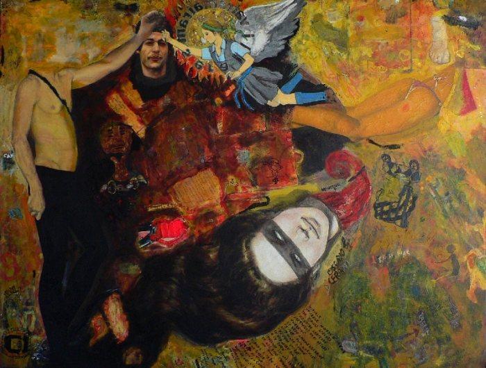 Аргентинский художник. Alejandro Aranda Rickert