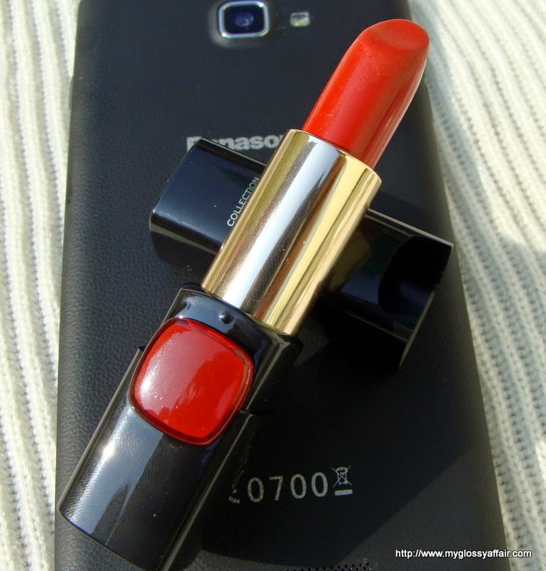 Loreal Color Riche Star Red Lipstick Collection – Pure Brick