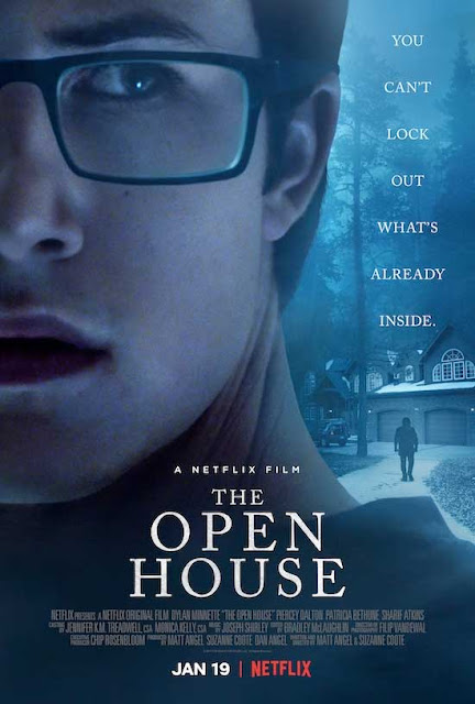Review Movie The Open House