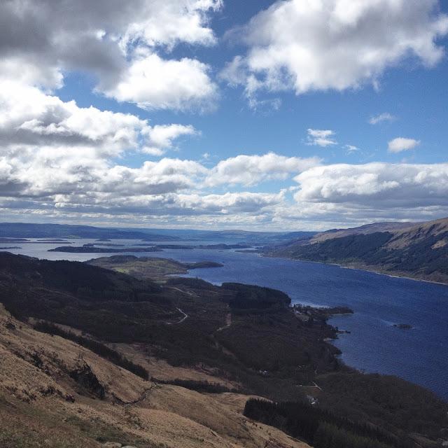 Ben Lomond, Loch Lomond - Scotland
