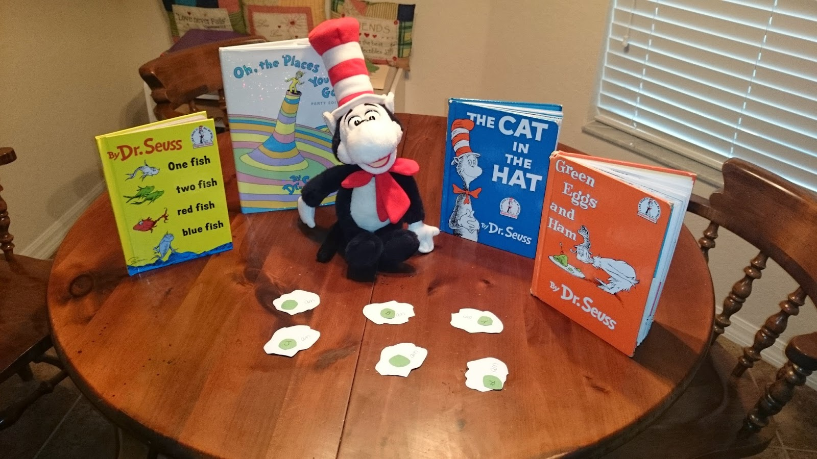 Happy Birthday, Dr. Seuss and World Read Aloud Day