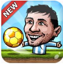 Puppet Soccer 2014 - Football Mod Apk