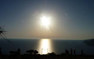 Cabo Marathia o Keri, Isla de Zante.