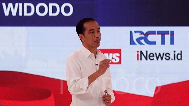 Pengamat LIPI: Jokowi Bersikap Ofensif karena Khawatir Kalah