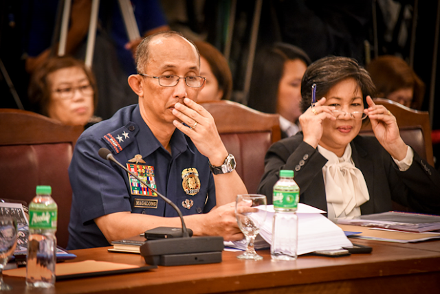 """Cops """"excluded"""" from NBP drug raid by De Lima"""