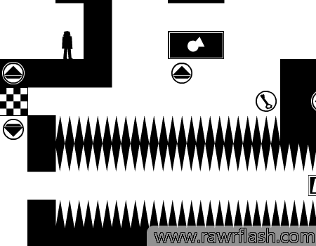 Jogo de puzzles e labirintos em plataforma: Shift 2
