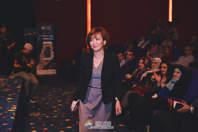 Golden Screen Cinemas Sdn Bhd (GSC) chief executive Koh Mei Lee Iranian Film Festival 2018 Malaysia Launch at GSC Pavilion KL