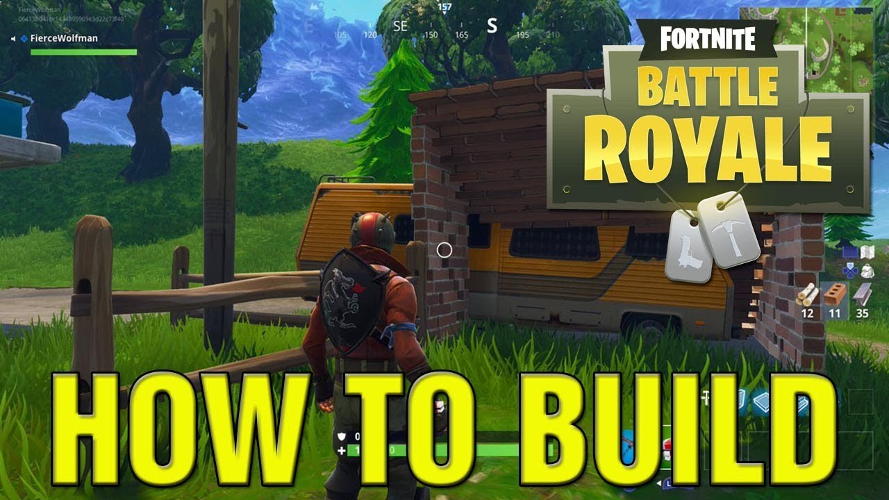 Fortnite Battle Royale Crafting Guide