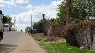 Juba is has the best streets in South Sudan