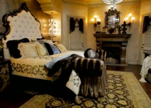 Room Design On Hgtv By Donna Moss The Queen Of Bling Her New Show Decorates Dallas