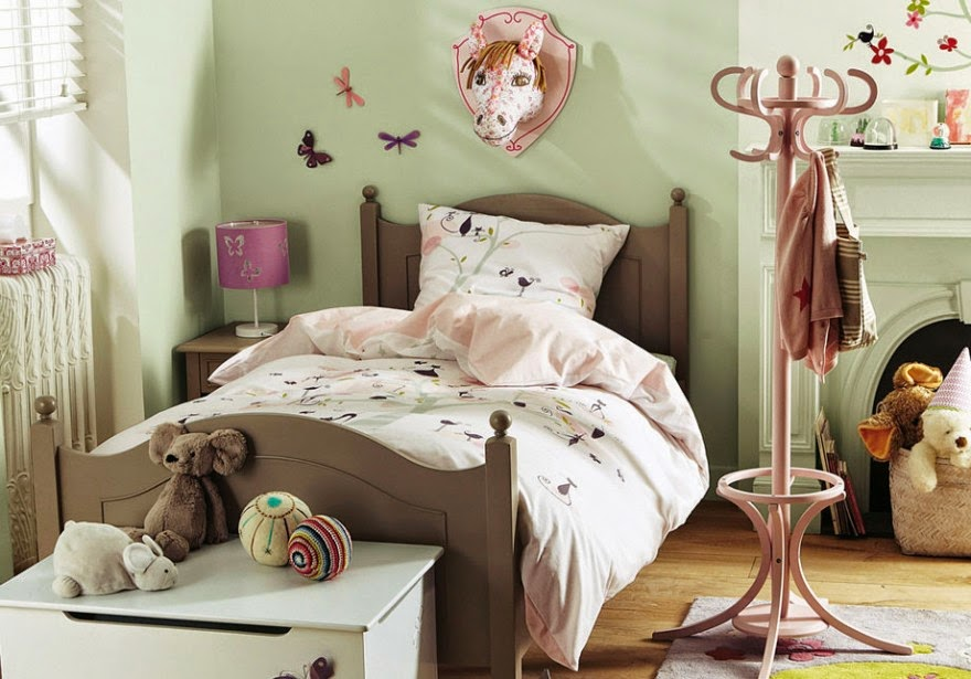 dormitorio temático caballos