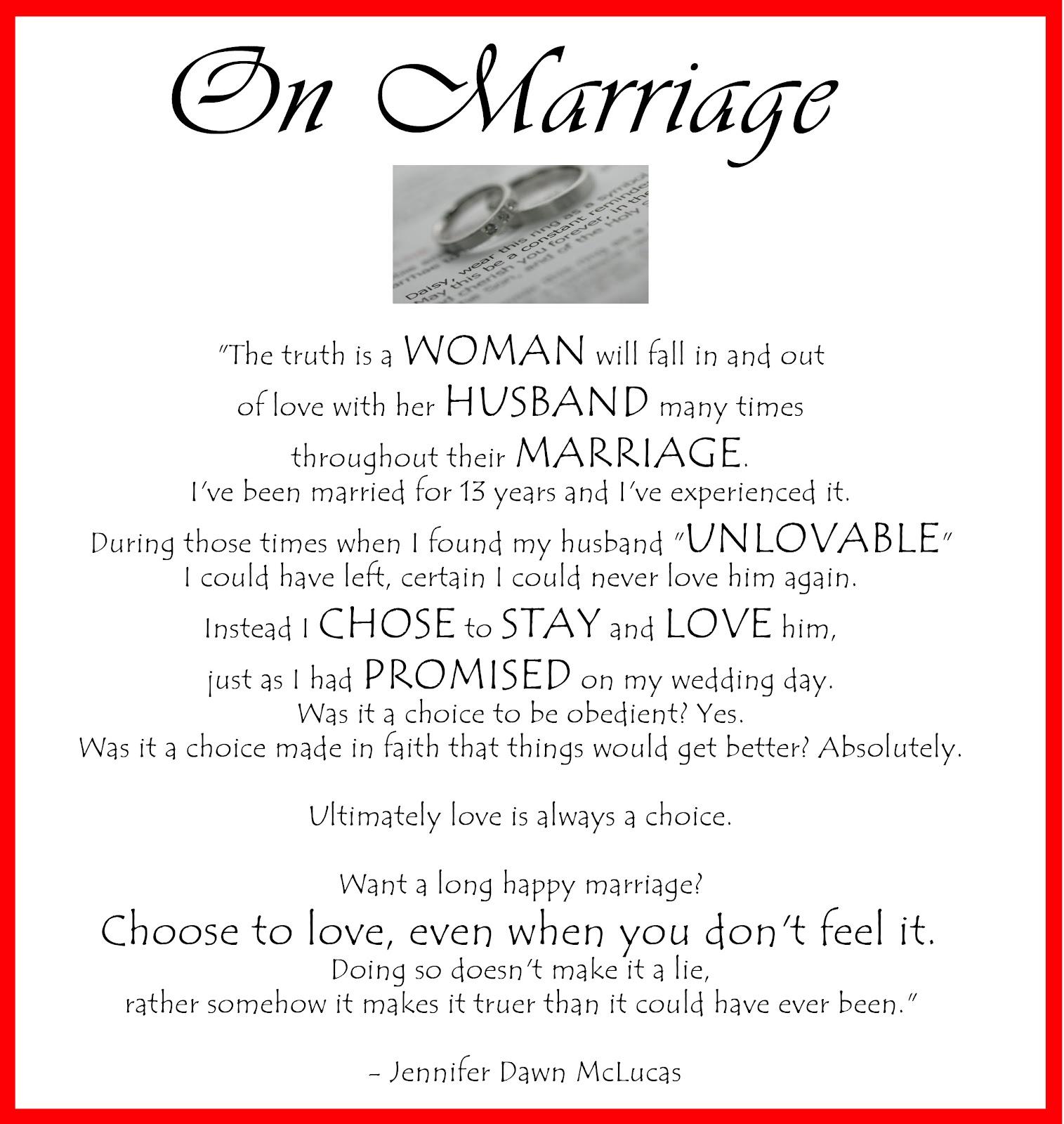Happy Marriage Quotes. QuotesGram