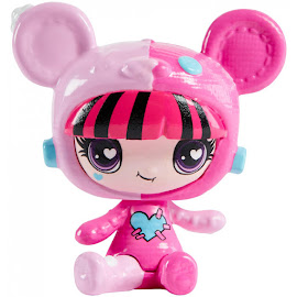 Monster High Draculaura Series 3 Teddy Bear Ghouls II Figure