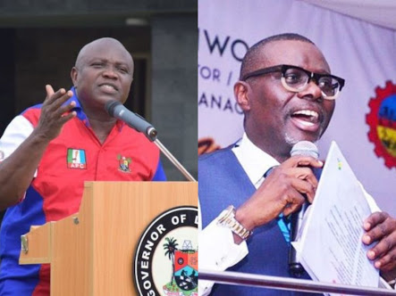 Lagos Senator From Ogun Backs Sanwo-Olu Against Ambode