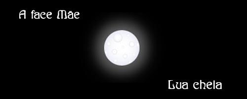 Deusa Tríplice: A face Mãe - Lua Cheia