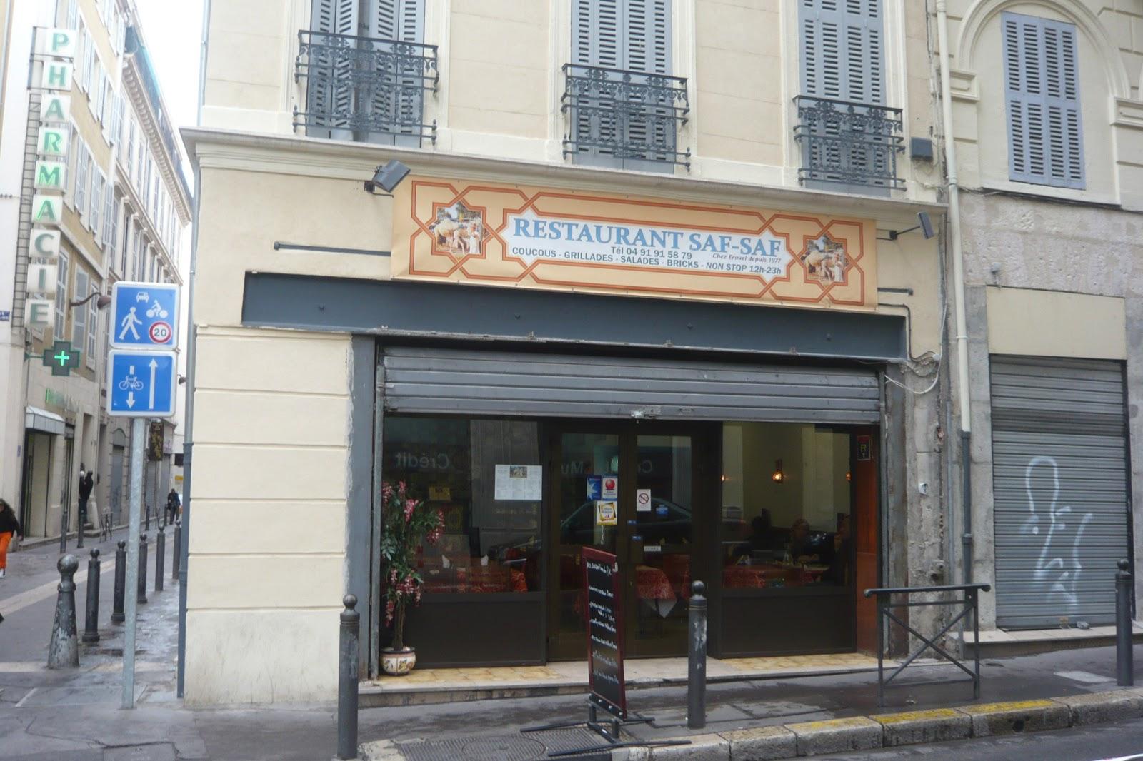 Restaurant Couscous Marseille Noailles