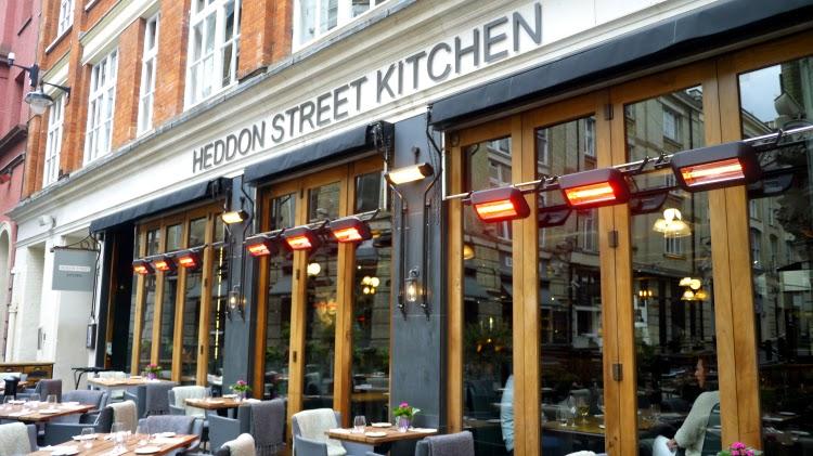 Heddon Street Kitchen Lux Life London