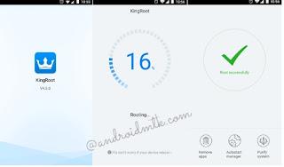 جميع صيغ تطبيق kingroot لتحميلها و ترويت هاتفك بدون ربطه بالحاسوب