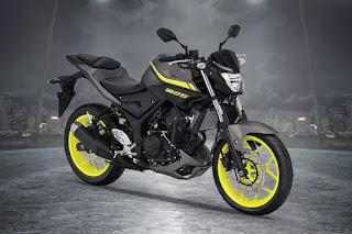 Yamaha MT-25 2018