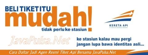 Java Pulsa PT Aslamindo Eltama Raya Agen Resmi Tiket Kereta Api Termurah Terpercaya