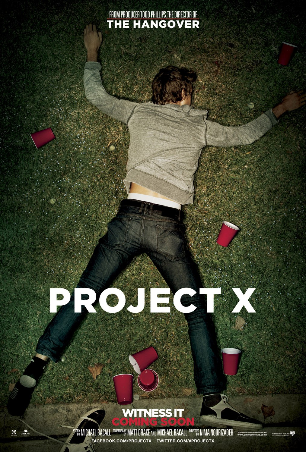 Project X (2012) ταινιες online seires oipeirates greek subs
