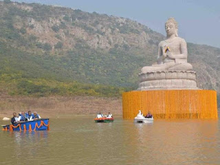 70-feet tall statue of Lord Buddha unveiled in Bihar