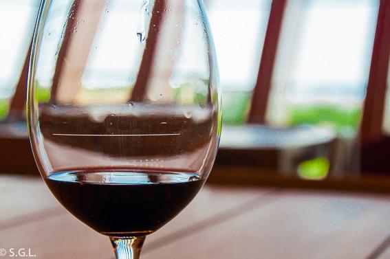 Copa de vino tinto. 5 consejos para comprar vino tinto.