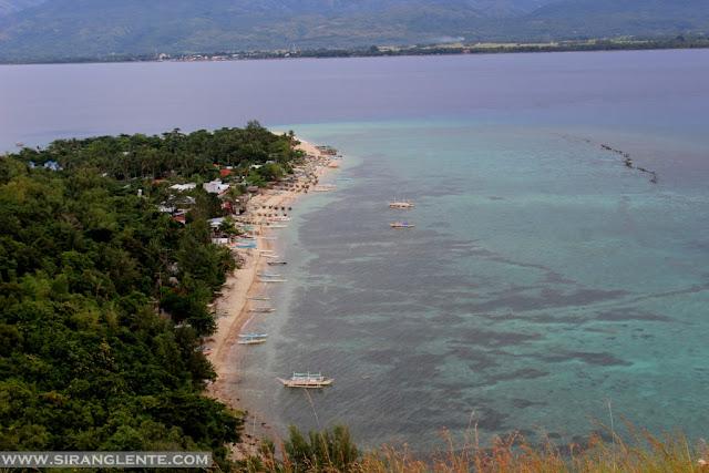 Malalison island homestay
