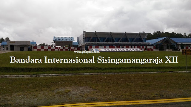 Bandara Internasional Sisingamangaraja XII