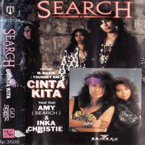 Download MP3 INKA CHRISTIE feat AMY SEARCH - Cinta Kita