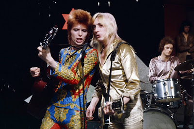 David Bowie's First Televised Appearance As Ziggy Stardust Has Been Found & Unleashed!