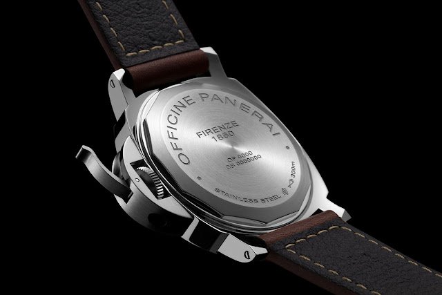 Panerai Luminor 8 Days Power Reserve Acciaio PAM00795