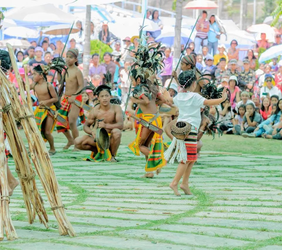 Just Like My Mother and Grandma Taught Me How to Dance Ethno-Indigenous Youth Cultural Presentation 13th Lang-Ay Festival Bontoc Mountain Province Cordillera Administrative Region Philippines