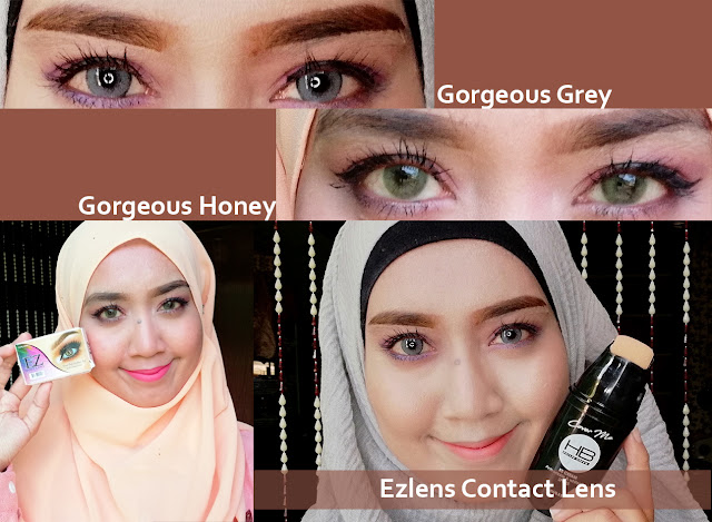 Ezlens Contact Lens by Asyallie :  Soft And Natural