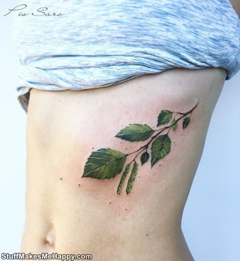 Inspiring Nature Tattoo Ideas