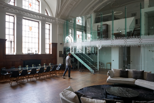 executive suite event space at town hall hotel bethnal green london