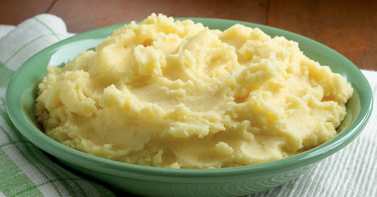 Best Mashed Potato Recipe