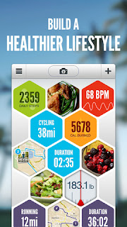 An all in one exercising App : Argus for iOS