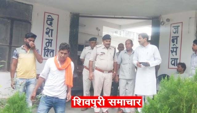 रन्नौद में एक के बाद एक 6 चोरी, पुलिस ने मात्र 1 FIR दर्ज कर मामला निपटाया | KOLARAS NEWS