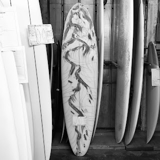 Custom Surfboards & art all shapes and sizes by Paul Carter