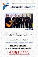 Klapa Žrnovnica - Sutivan slike otok Brač Online