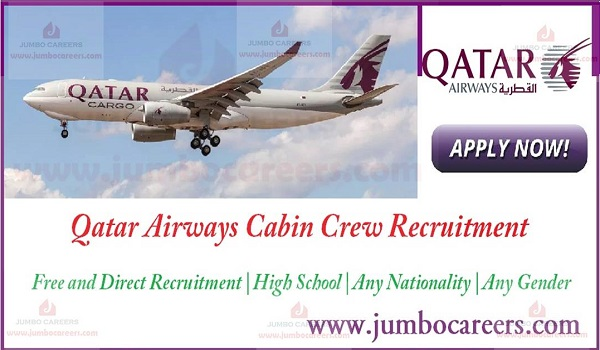 How to apply for latest Qatar airways jobs, Current Qatar jobs with salary,
