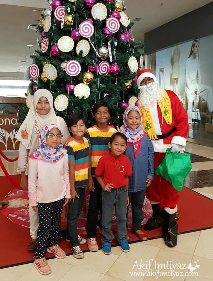 Jalan Jalan Mesra Mall Kerteh