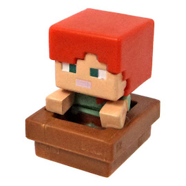 Minecraft Chest Series 2 Alex Mini Figure
