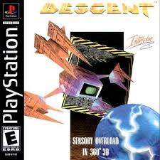 Descent - PS1 - ISOs Download