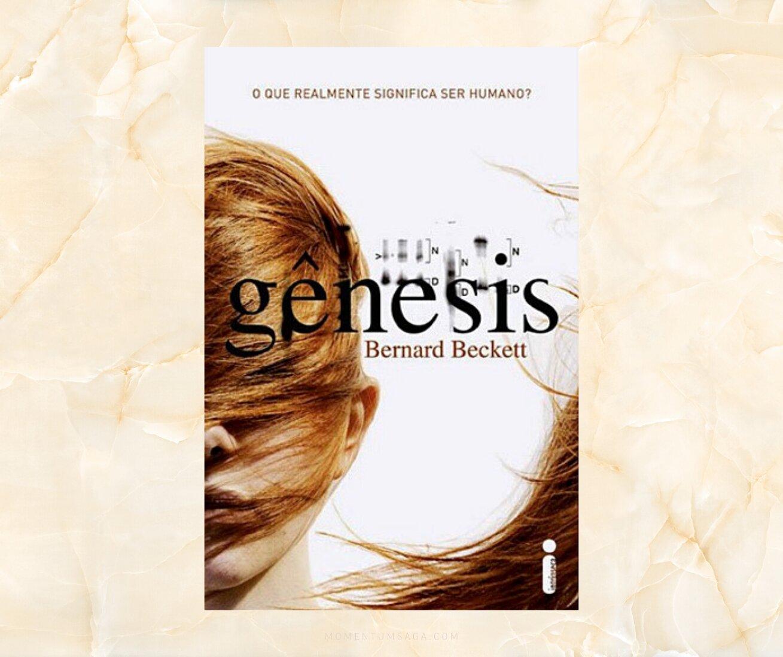 Resenha: Gênesis, de Bernard Beckett