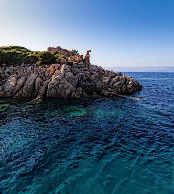 Corse - Balade en mer